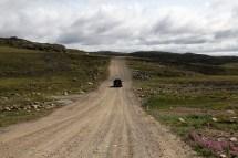 Canada' Road Travel