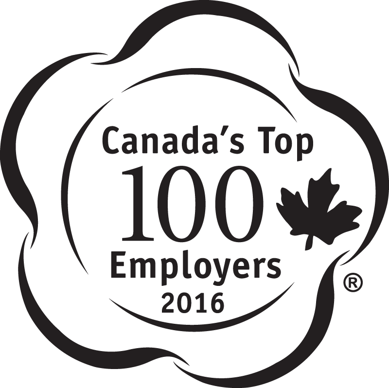 Canada's Top 100 Employers (2016)