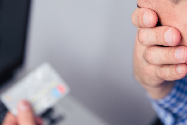 Actions that hurt your credit score