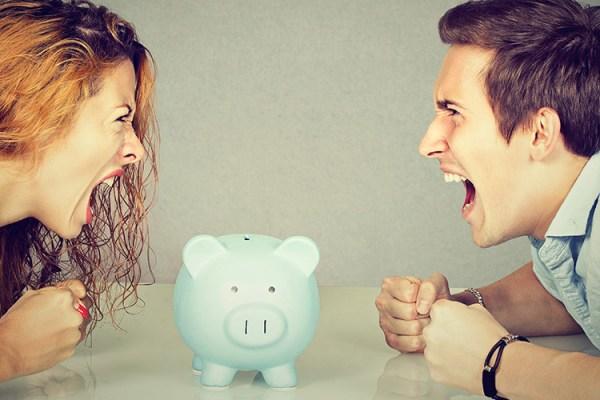 Divorce and Debt Settlements