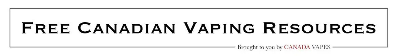 Canadian Vaping Resources Logo