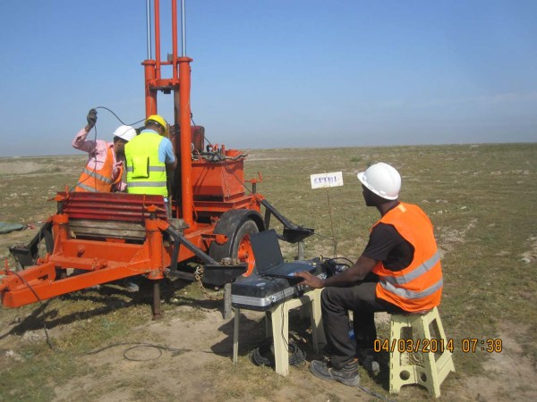 Geotechnical Investigation Piezo Cone Penetraion Tests