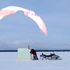 Ice Fishing Chair Carex Transport Review Newfoundland Accepted By Venice Biennale - Canadian Art