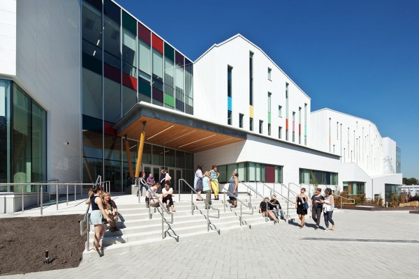 Emily Carr University Campus - Canadian Art
