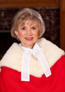 [Photo of Beverley McLachlin]