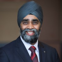[Photo of Harjit Sajjan.]