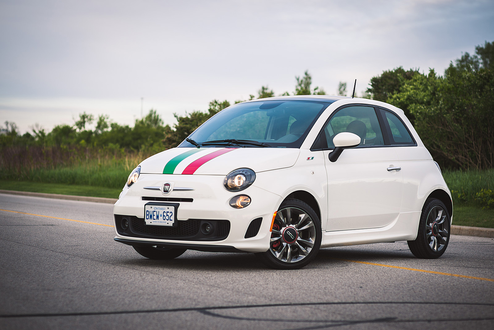 Review 2015 Fiat 500 Turbo  Canadian Auto Review
