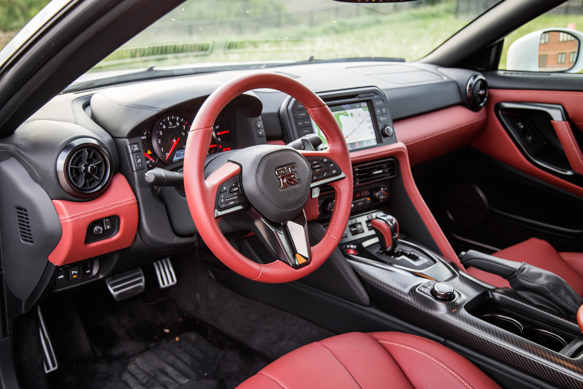 And two new interior color options include noble chrome and sienna tan. 2018 Nissan GT-R Exhaust Notes | CAR