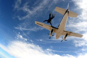 Skydiving… Ever Try It?