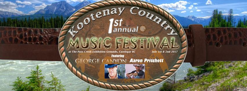 Introducing Kootenay Country Music Festival