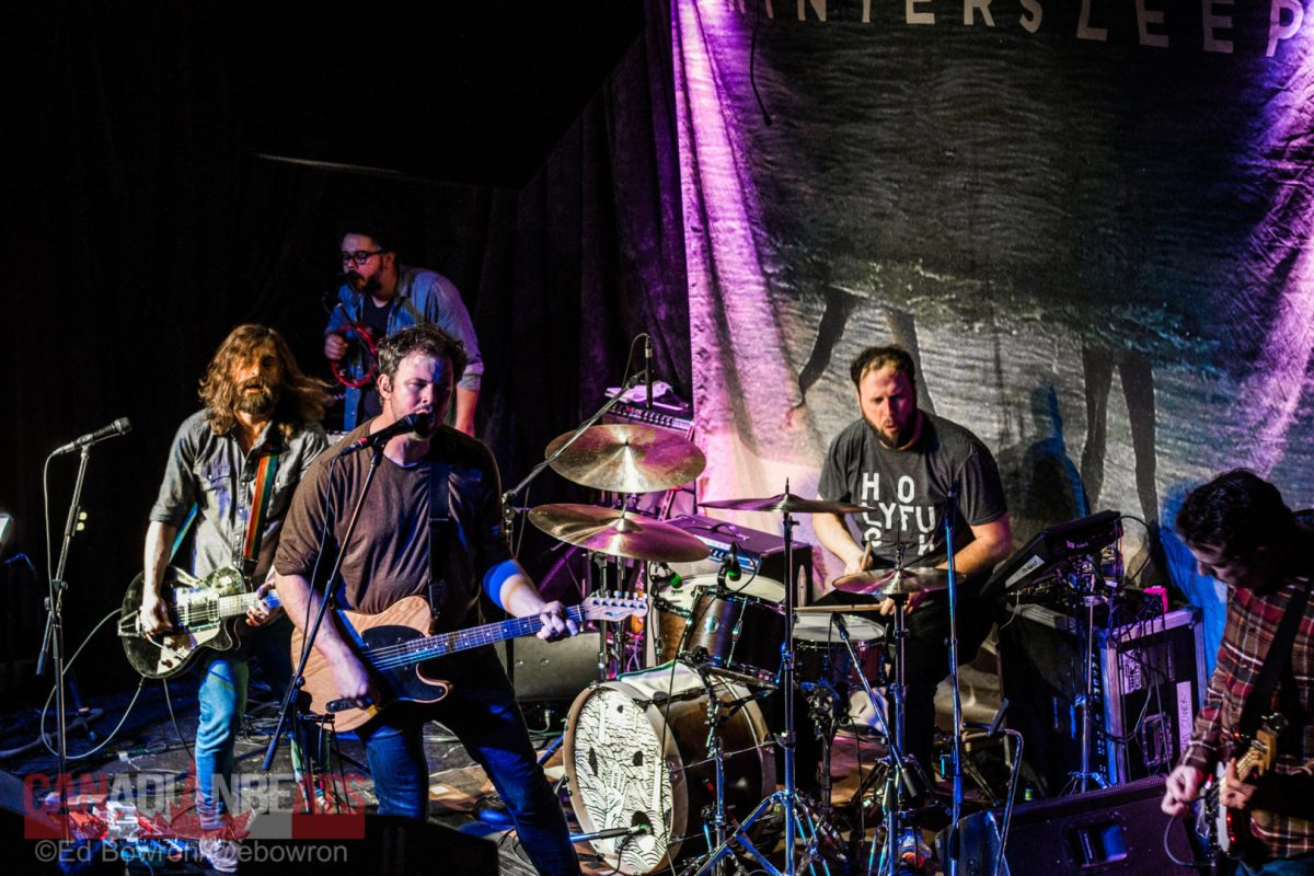 Photo Review - Wintersleep & The Everywheres