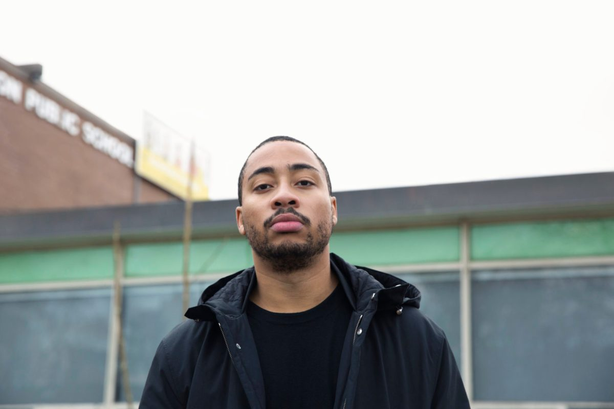 "Cadence Weapon releases new single, ""My Crew (Woooo)"""