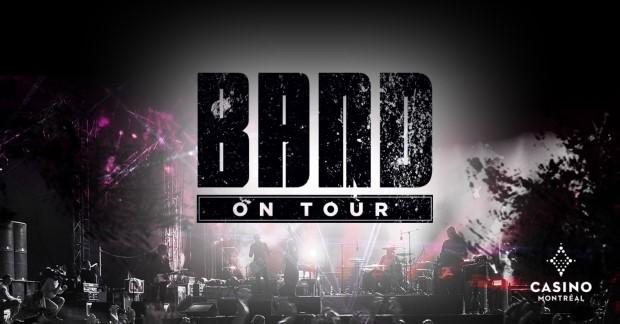 Band On Tour Casino De Montreal