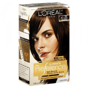 LOreal Superior Preference Hair Color Review Canadian