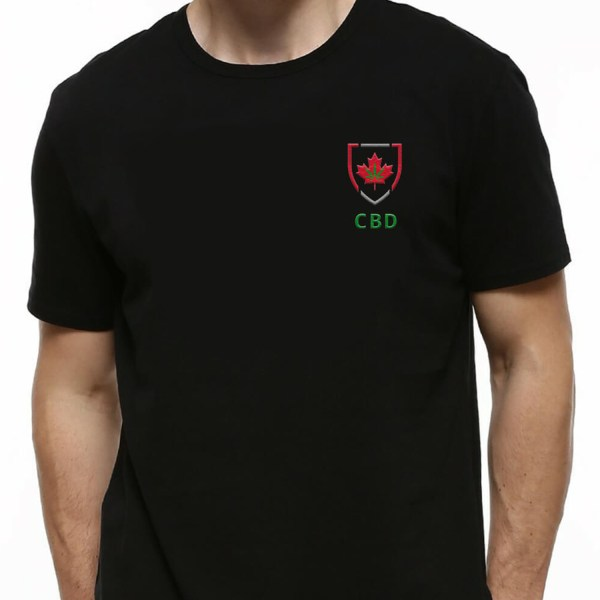 CBD Mens T-Shirts