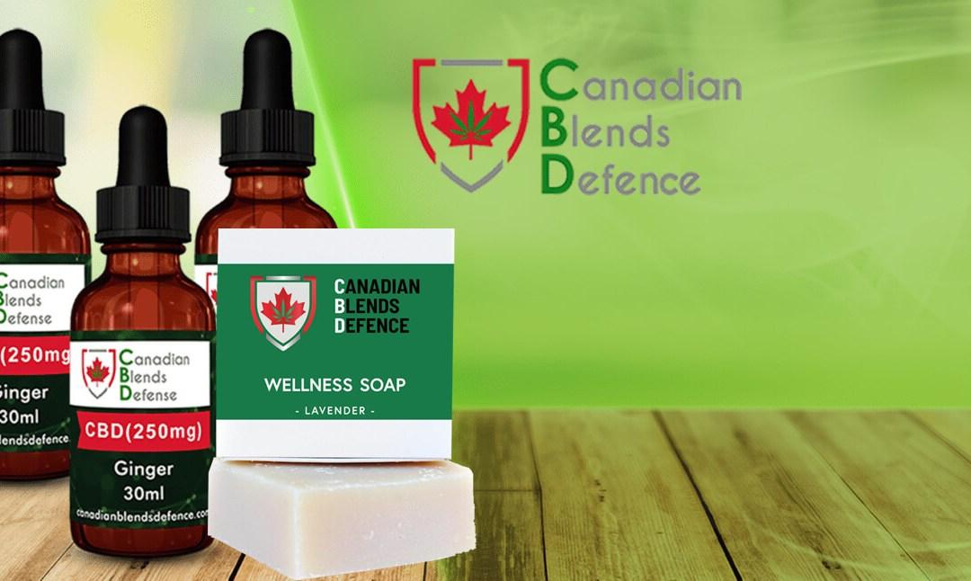 CBD Wellness Soap - CBD with Ginger