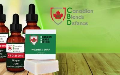 CBD Wellness Soap – Ginger CBD Tincture