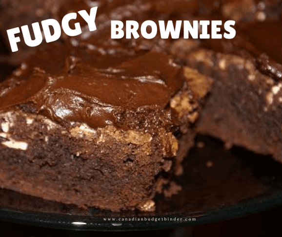 FUDGY BROWNIES CANVA