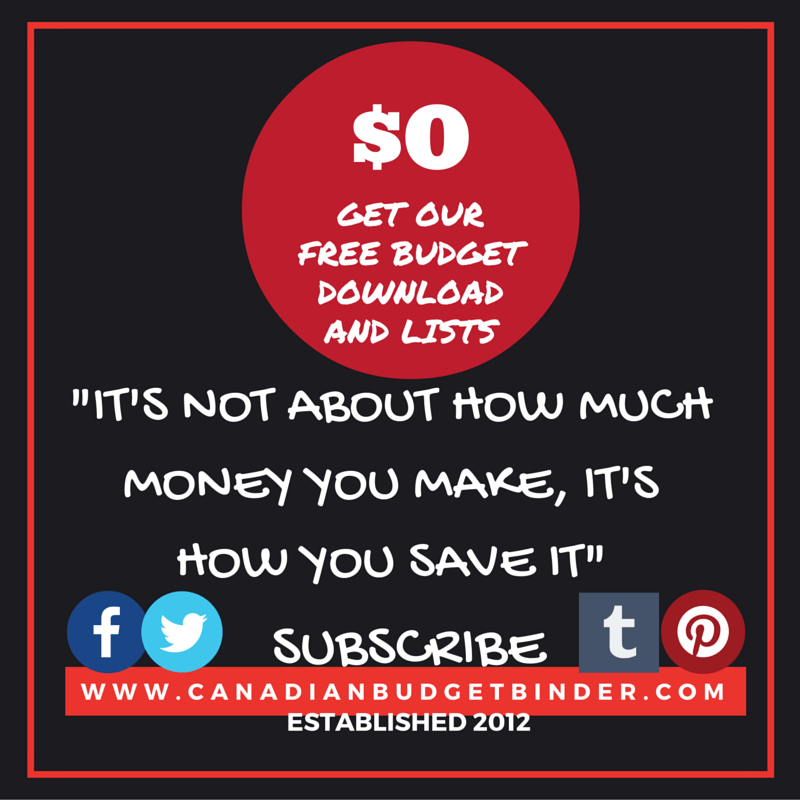 Free Budgeting & Money Saving Tools