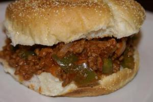 Mr. CBB's Famous Sloppy Joe