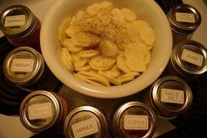 crockpot easter dinner spices