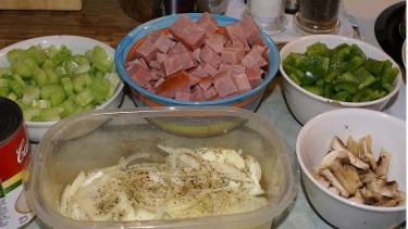 crockpot easter dinner ingredients