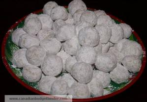 Mr.CBB's Family Holiday Snowballs…Mmmm