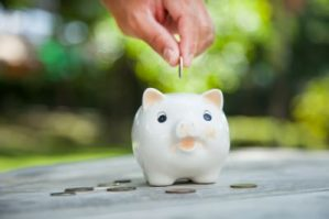 How living life on a budget didn't deter us