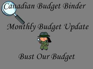 budget update- budget plan October 2014