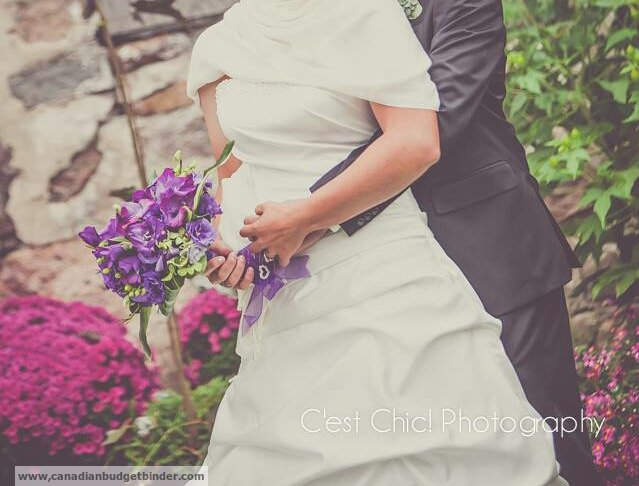 how to plan your wedding flowers budget in advance canadian budget