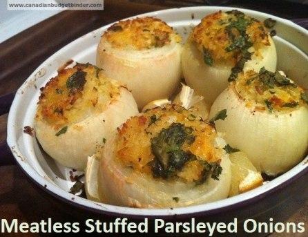 Meatless-stuffed-parsleyed-onions