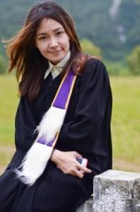 student debt Asian graduate