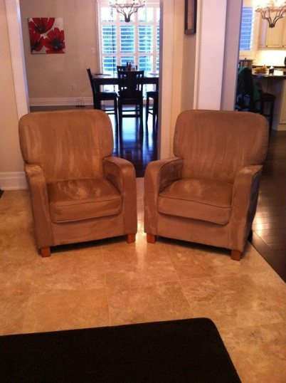 chairs basement reno