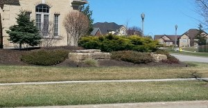 front flower beds