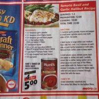flyer recipe