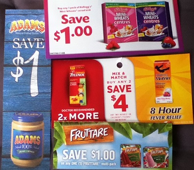August Coupons 2014 Ontario