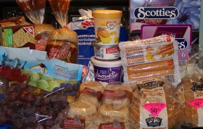 CBB Grocery Game Challenge shop August 2014