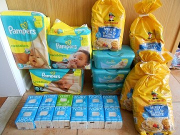 Pampers Diaper and Wipes deals Canada