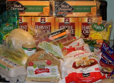 grocery game challenge 4 October