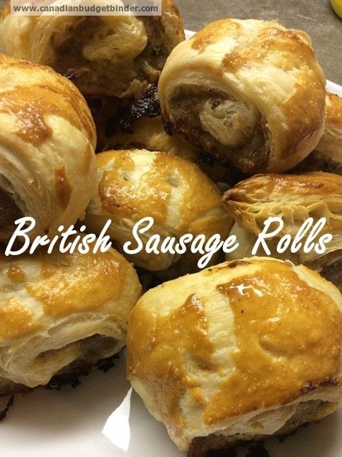 British Sausage Rolls 1 wm