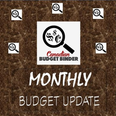 Canadian Budget Binder Monthly Budget Update Logo 2- Budget 2014 review