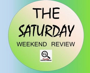The Saturday Weekend Review logo-big city