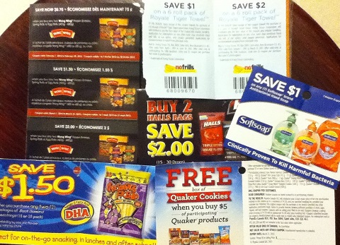 Canadian Coupons February 2015