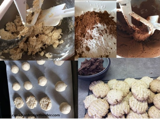 How to make oat cream biscuits