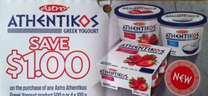 Astro Yogurt Coupon Canada