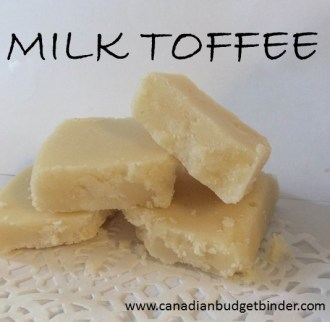 Milk Toffee 2