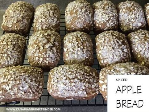 spiced apple bread 2