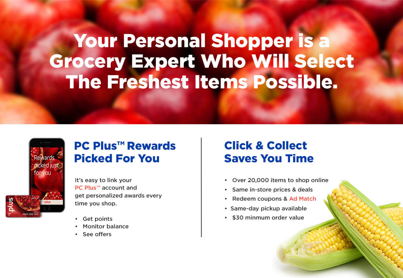 Click and Collect Online Grocery Shopping Is Here : The