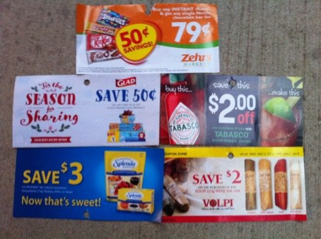 Canadian Coupons Dec 2015