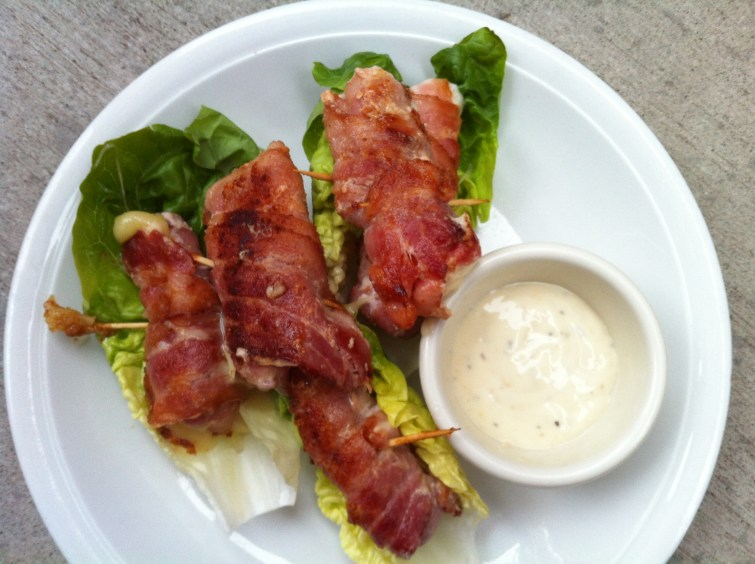Keto Bacon Bombs